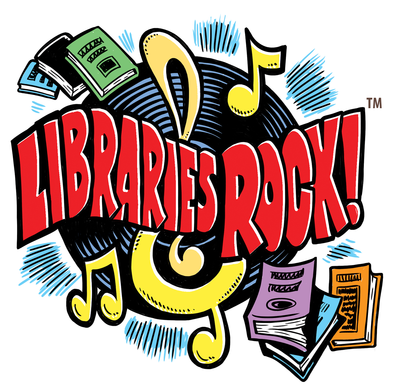 Image result for Libraries Rock Summer Reading Program