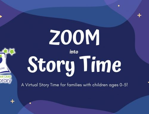 Zoom Into Story Time!